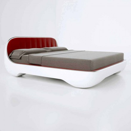 Lujo moderno diseño cama doble Avantgarde Made in Italy