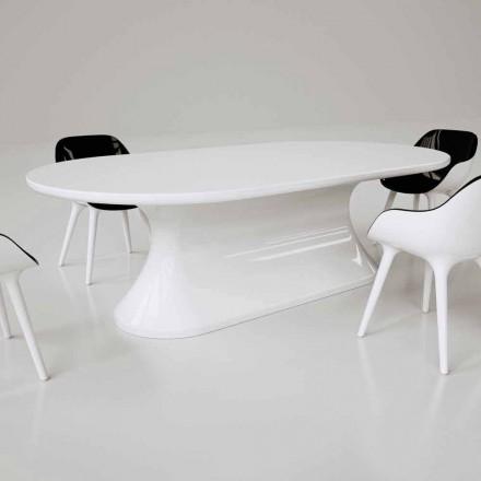 Mesa de diseño moderno hecha en Italia modelo Confortable