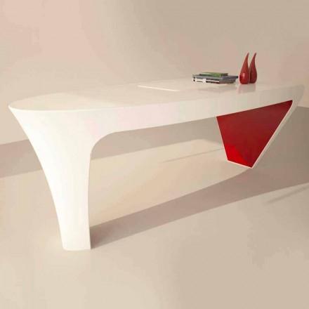 Ashe moderno escritorio de oficina hecho en Italia.