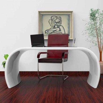 Escritorio de oficina moderno hecho en Italia modelo Ola