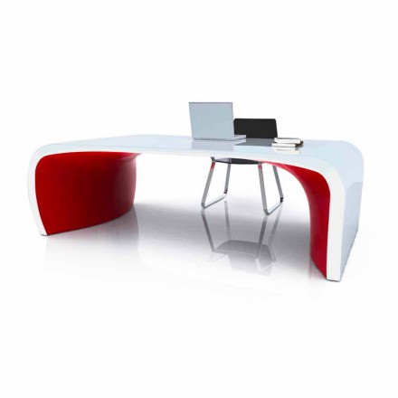 Escritorio oficina de diseño hecho artesanalmente Sonar