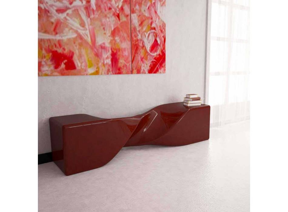 Banco de diseño moderno Bobby Made in Italy