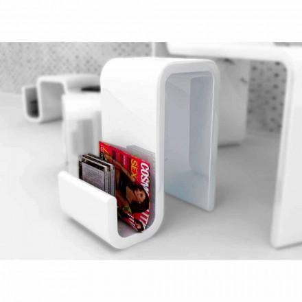 Elina Design Console / Taburete Hecho en Italia