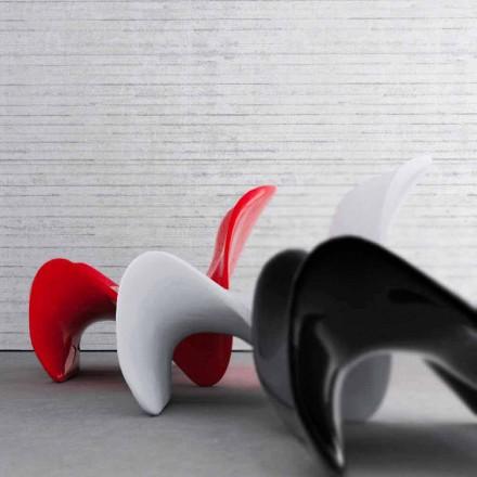 Sillón de diseño moderno Forma Made in Italy