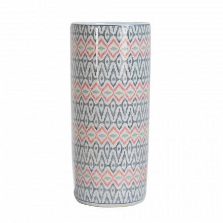 2 Paragüero de porcelana decorado con calcomanía de Homemotion - Nando