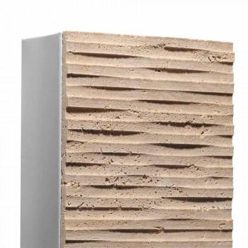 Aplique de piedra exterior Serafini Marmi Petra Out, hecho en Italia
