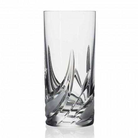 Vaso Highball Vaso de cóctel de cristal alto, 12 piezas - Adviento