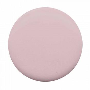 Bidé suspendido de diseño moderno de cerámica coloreada Made in Italy - Lauretta