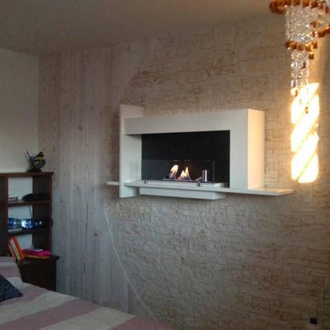 Biocamino de Wall Diseño moderno Baudelaire
