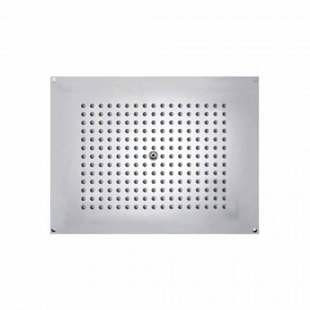 Rociador ducha ultraplano 470x370mm Bossini