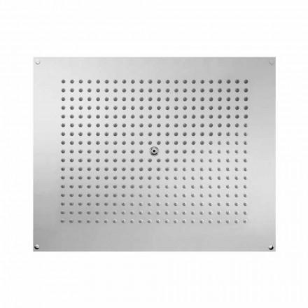 Rociador ducha ultrapiano  570x470mm Bossini