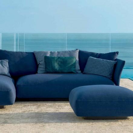 Cliff muebles de jardín de composición moderna Talenti, diseño Palomba