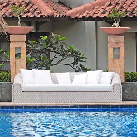 Sofá de jardín por la gran Cooper tejido a mano