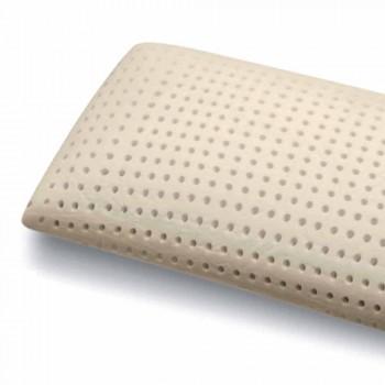 Almohada en espuma viscoelástica perforada de 15 cm de altura Made in Italy - Toulouse
