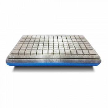 Almohada en Memory Xform y Memory AirSense de 12 cm de altura Hecho en Italia - Jersey