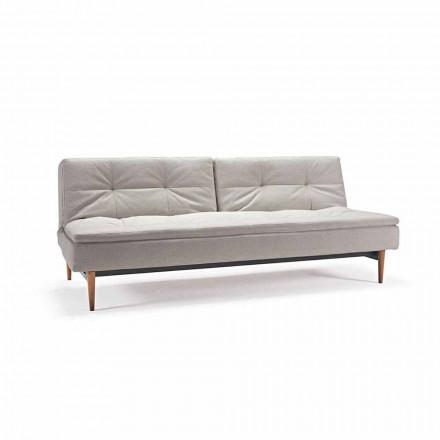 Sofá cama regulable moderno 79x210x92 cm modelo Dublexo
