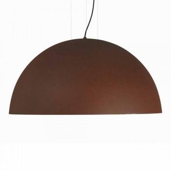 acero suspensión bicolor Lamp, Ø50xh.25xL.cavo100cm, Grace