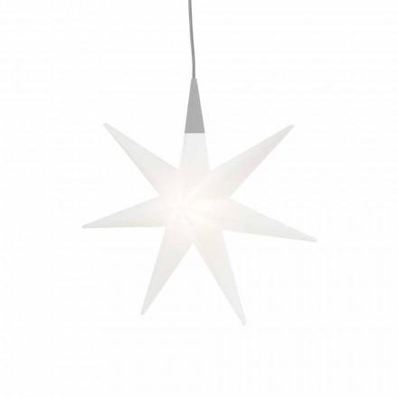 Lámpara de Suspensión Interior Led Diseño Moderno, Star - Pandistar