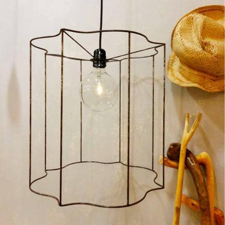 Lámpara de techo/suelo de diseño moderno modelo Cigno