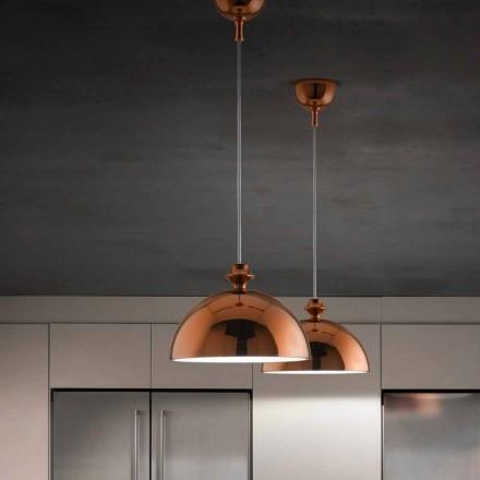 Lámpara de suspensión moderna de cerámica modelo I Lustri 8
