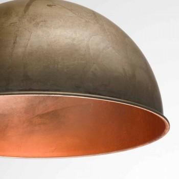 Lámpara rústico diseño Ø40 cm Galileo Il Fanale
