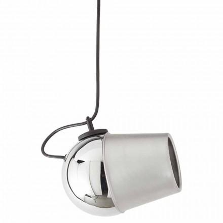 Lámpara colgante de metal de diseño imán - Toscot