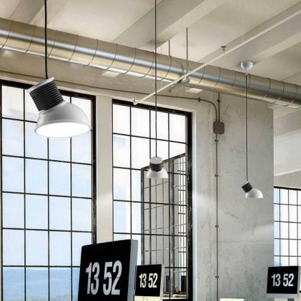 Lámpara de suspensión de cerámica I lustri 10 Aldo Bernardi