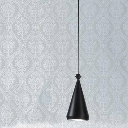 Lámpara suspensión de cerámica Lustri 2 con led o estándar