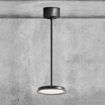 Lámpara colgante moderna de metal Made in Italy - Mymoons Aldo Bernardi