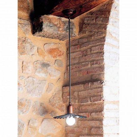 Lámpara suspedida moderna de la línea Civetta Aldo Bernardi