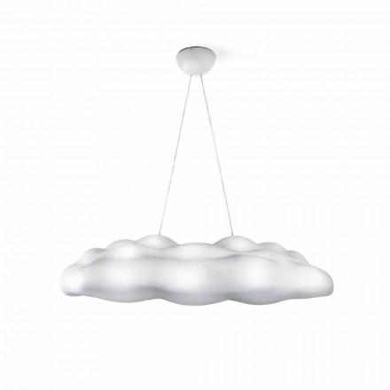 Lámpara de suspensión para exteriores Plastic Cloud Design - Nefos by Myyour