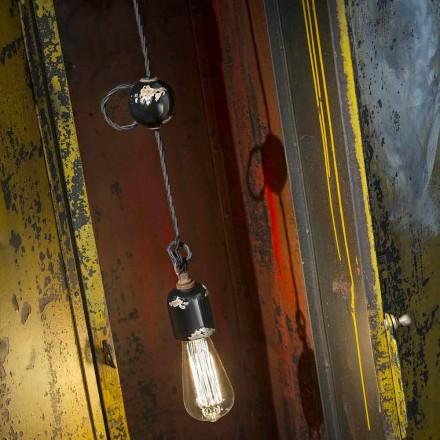 lámpara colgante de cerámica hechos a mano del Ferroluce