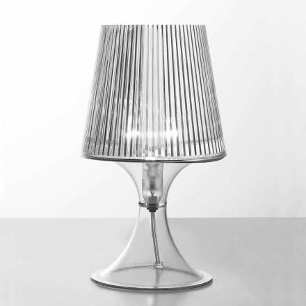 Lámpara de mesa moderna de policarbonato Frosinone