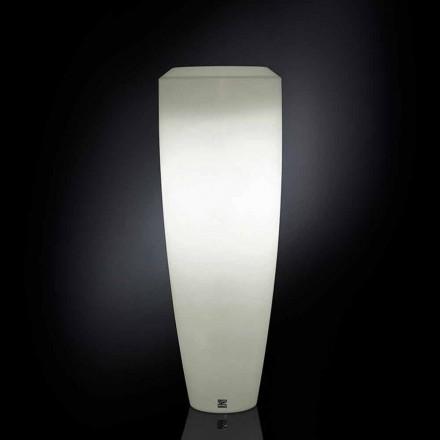 Lámpara de suelo a Led de Ldpe para exteriores Obice Small