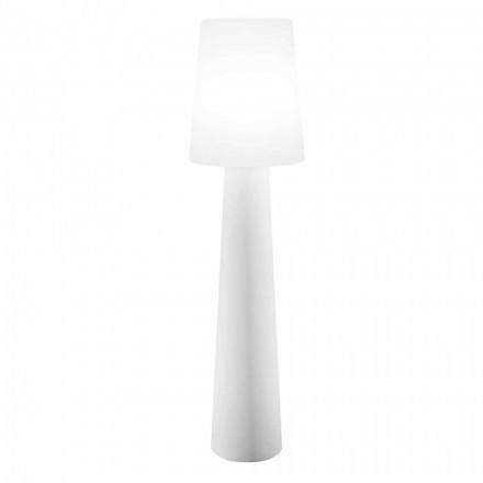 Lámpara de Pie de Diseño a Color Led, Solar o E27 Exterior e Interior - Fungostar