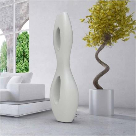Lámpara de pie de diseño moderno hecha en Italia Infinity
