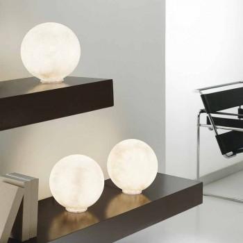 mesa In nebulita blanca en diseño es Lámpara moon de artdesign de T dreCBxo
