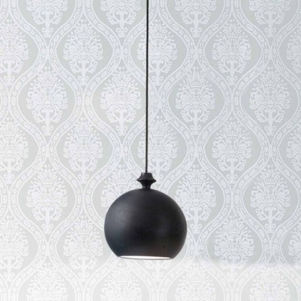 Lámpara de cerámica I Lustri 5 roseta 1 salida Aldo Bernardi