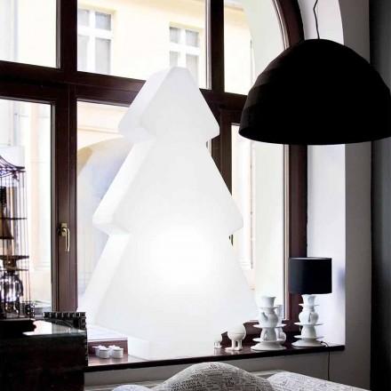 Lámpara de interior de mesa / suelo Slide Lightree Árbol de navidad hecho en Italia