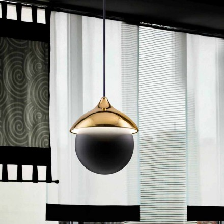 Lámpara de suspensión moderna de cerámica modelo I Lustri 9