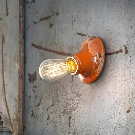 la lámpara del techo elaborado diseño retro de la vendimia Ferroluce