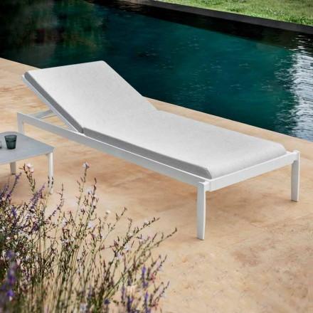 Chaise Longue de jardín con o sin colchón de alta calidad - Filomenalet