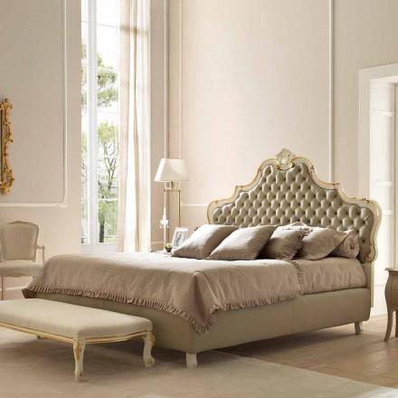 Cama matrimonial clasica, sin contenedor cama, Chantal by Bolzan