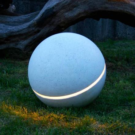 iluminando Marble Dirigido por la forma de esfera con 1 Sphera rendija