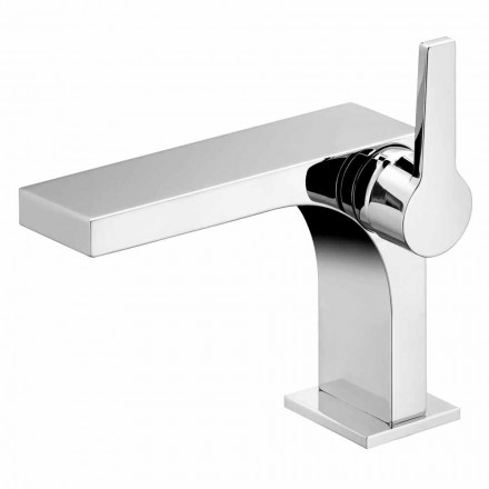 Mezclador monomando de lavabo sin válvula automática en diseño de lujo - Etto
