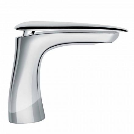 Mezclador de lavabo de sobre encimera de latón Made in Italy - Miriade