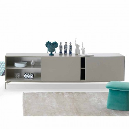 Aparador de diseño de MDF My Home Mirage made in Italy