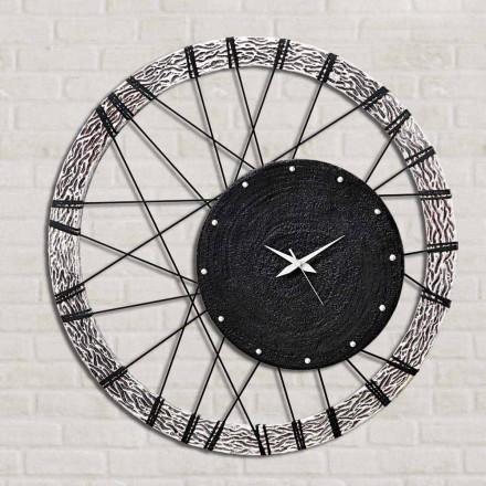 Reloj de pared de diseño moderno Amalfi de Viadurini Decor