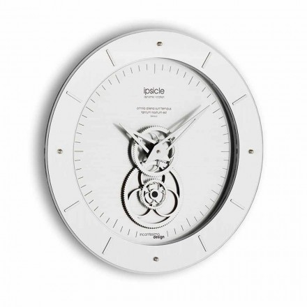 Reloj de pared de diseño modelo Step