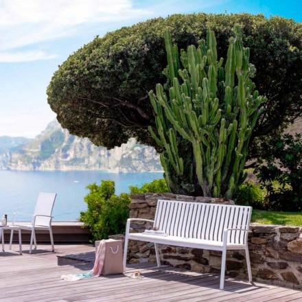 Banco de jardín de diseño moderno Lady by Talenti